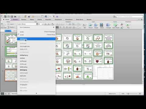 How To Make a Product Preview Using PowerPoint (Mac) - YouTube