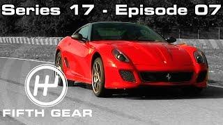 Fifth Gear Series 17 Episode 7 смотреть