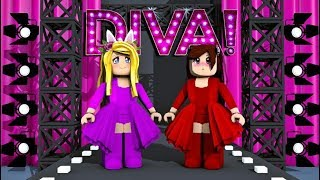 Diventerò DIVA per 24 ORE! Roblox SHOPPING MAKE OUTFITS [Inglese/HD]