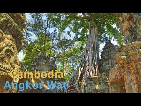 Cambodia - Angkor Wat - War Remnants Museum - Vlog 80