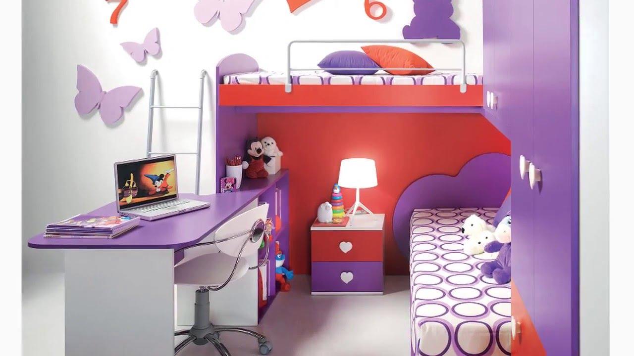 Camerette soppalco soluzioni colorate 2015 youtube - Camerette soppalco prezzi offerte ...