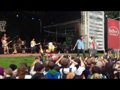 Soul im Park -- Samy Deluxe ft. Max Herre - Einstürzen, Neubauen