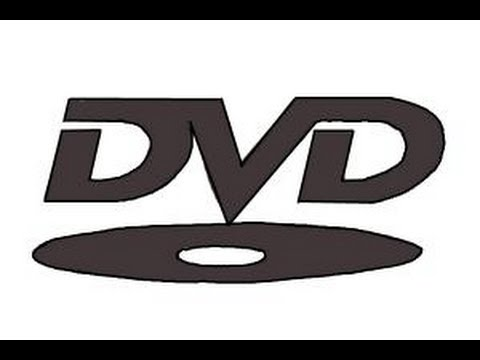 How To Draw The Dvd Logo Youtube