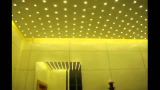 светодиодная подсветка потолка и зеркала в ванной комнате(Применение светодиодных технологий в освещении ванной комнаты. Наш сайт: www.sea-light.ru Наша группа в Вк: vk.com/more.sveta., 2014-06-02T12:22:21.000Z)