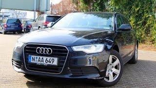 Автогид тест-драйв: Audi A6 Avant 3.0 (2012)
