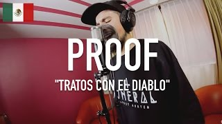 Proof aka Dr Manhattan - Tratos Con El Diablo  TCE Mic Check