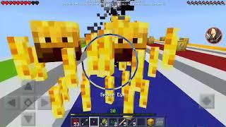 minecraft pe cuộc đua lucky block