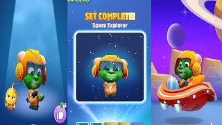 My Talking Tom 2 New Update  2019 -space explorer Android iOS Gameplay HD screenshot 2