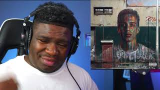 FIRST TIME HEARING - Logic - Under Pressure (Full Version) REACTION