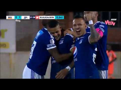 Millonarios vs Envigado Cuartos de Final Liga Postobón from YouTube · Duration:  15 minutes 11 seconds