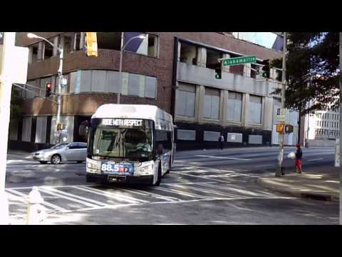 MARTA, - Metropolitan Atlanta Rapid Transit Authority,# 3 MLK