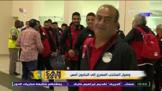 Can 2017 - محمد بركات: حراسة مرمى المنتخب