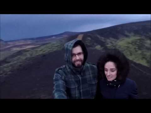 Work and travel in Iceland