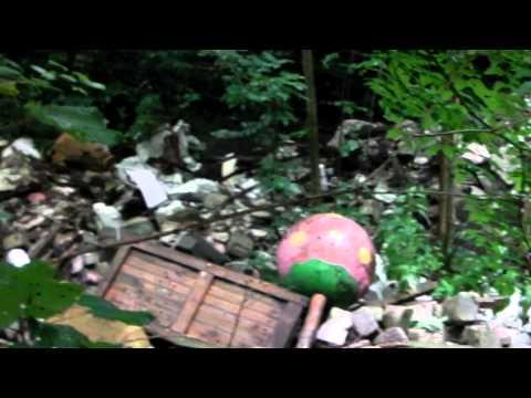 Revisited - Mr Blobbys Abandoned House, Dunblobbin Crinkley Bottom - 2015