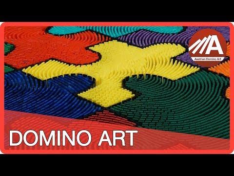 Channel Ad - Austrian Domino Art (2014)