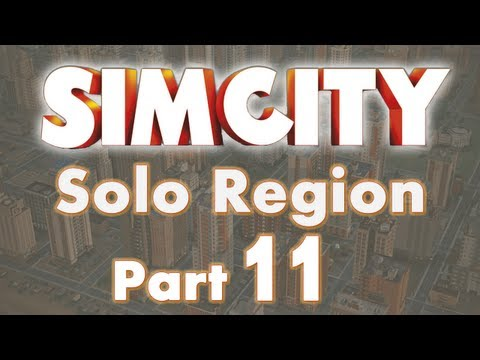 SimCity Solo Region Let's Play Part 11 - Education City Phase One