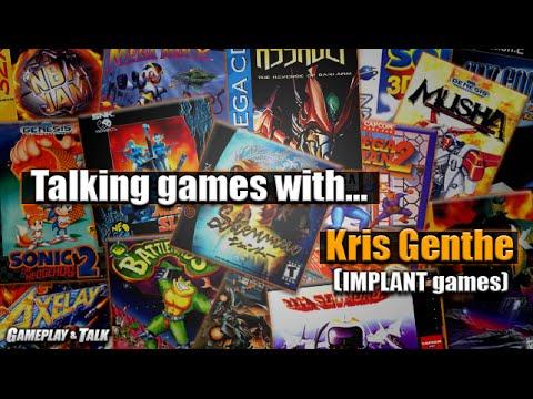 Talking games with.. Kris Genthe