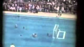 WATER POLO - HELSINKI 1952 - Hungary vs Yugoslavia 2-2