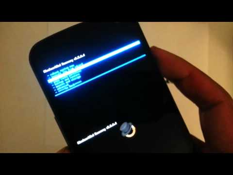 Samsung Google Nexus Verizon: HARD RESET easy 1 2 3