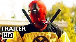 "DEADPOOL 2 ""X-Men VS Firefist"" Fight Trailer (NEW 2018) Ryan Reynolds Movie HD"