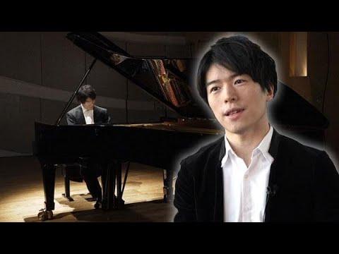 大井健が「ピアノの貴公子」ビジュアル戦略