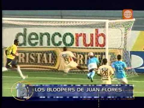 América Noticias:12.08.13- Los bloopers de Juan 'Chiquito' Flores