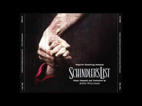 John Williams - Schindler's List Full OST (Oscar Winner)
