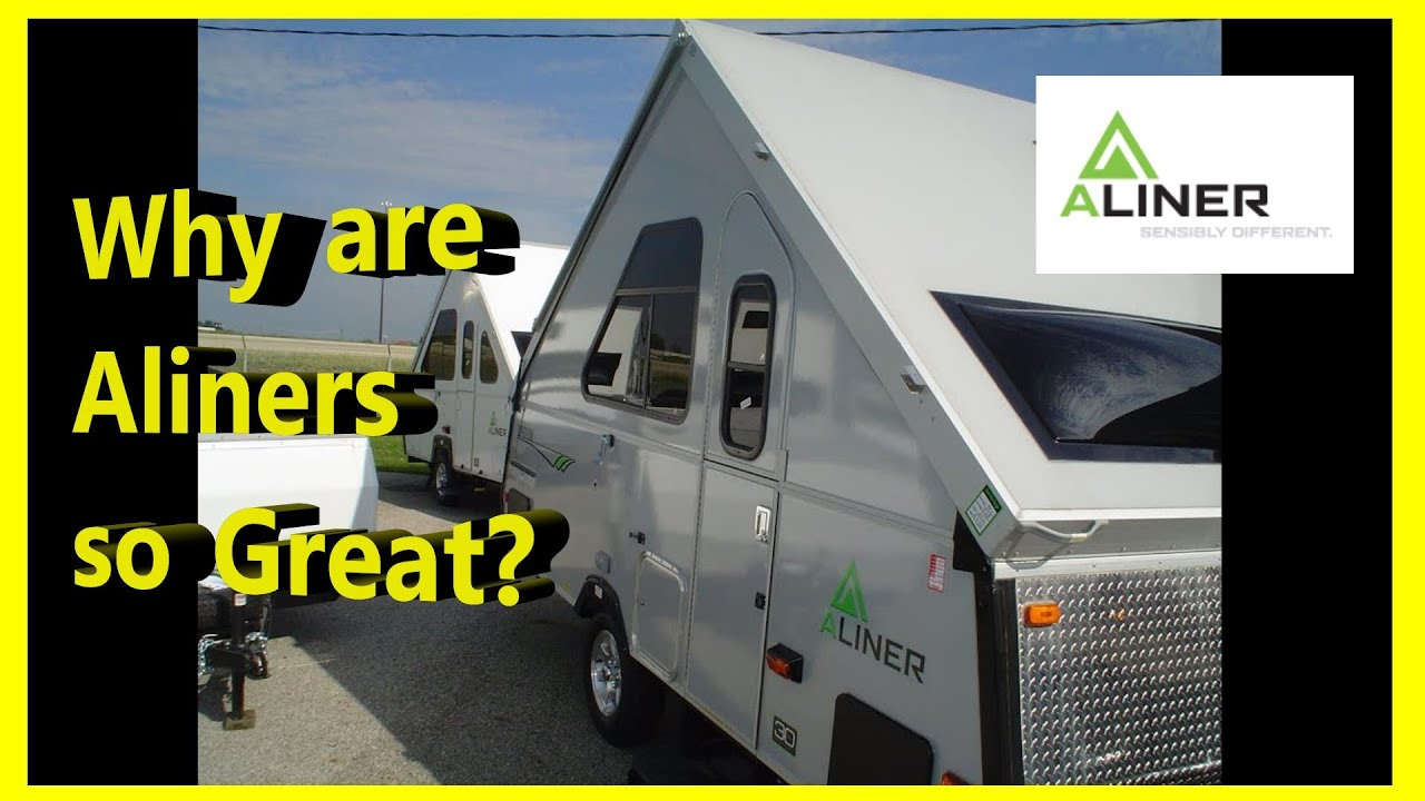 A Liner Camper >> Advantages of Aliner Pop-Up Campers | Mount Comfort RV - YouTube