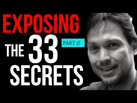 33 Secrets EXPOSED Pt 2 - Dating Coach Review