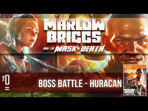 TheZeroEquals Play! - Marlow Briggs and the Mask of Death - [Huracan]