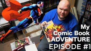 My Comic Book Adventure: Todd and His Collection