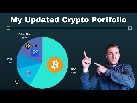 My Update Crypto Portfolio for December - The Value of Crypto (Best Explanation from Ari Paul)