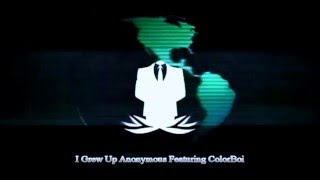 Video I Grew Up Anonymous - New Anonymous Rap Song 2016 download MP3, 3GP, MP4, WEBM, AVI, FLV Juni 2018