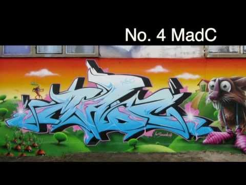 Top 10 Best Graffiti Artists (Updated)
