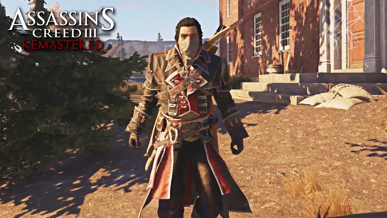 Assassin S Creed 3 Remastered Shay Templar Cormac S Outfit