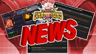 Thor Ragnarok Event, Bugs with No Answers + More - MCOC NEWS 25/10/2017