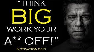 THE BEST OF ARΝOLD SCHWARZENEGGER MOTIVATIONAL SPEECH [MOTIVATION 2017]