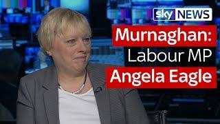 Murnaghan: Labour MP Angela Eagle