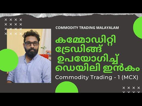 COMMODITY TRADING MALAYALAM PART 1 | കമ്മോഡിറ്റി ട്രേഡിങ്ങ്