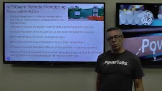 UPS Operational Efficiency Through Remote Monitoring screenshot 1