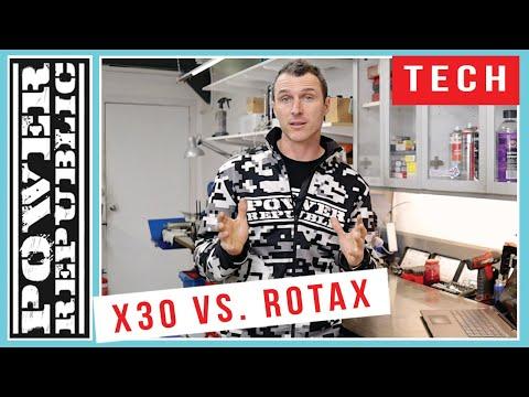 GO KART TECH: IAME X30 vs Rotax Senior Max EVO Dyno Results - POWER REPUBLIC