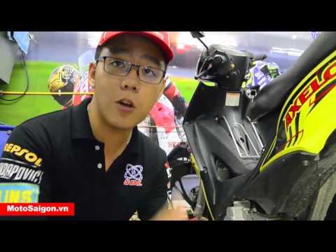 MotoSaigon | Hướng dẫn cách vệ sinh và bảo dưỡng Sên xích xe gắn máy