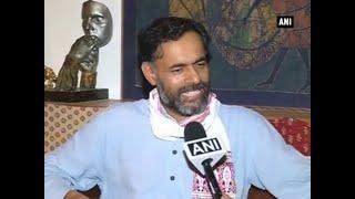 We never left path of honest politics Yogendra Yadav to Kejriwal