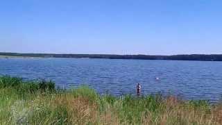Алтай. Озеро соленое. Завьялово. 2013.(Вот такое не до конца еще разоренное
