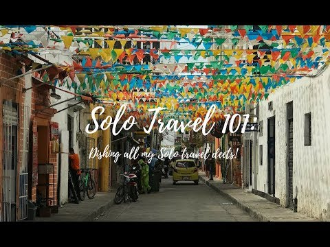 DISHING DETAILS ON MY SOLO TRIP TO CARTAGENA, COLOMBIA! WHY EVERYONE SHOULD TAKE ONE ONCE