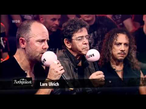 Lou Reed (R.I.P.) & Metallica - Live in Germany (Full set)