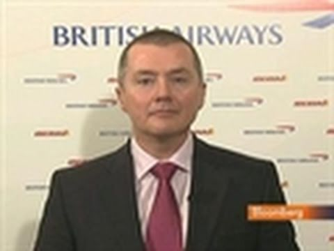 BA's Walsh Says Ambition Is for Global Consolidation