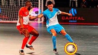 Repeat youtube video Most Humiliating Skills & Goals ● Futsal ● #7