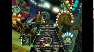 Guitar Hero Aerosmith PC Draw the Line on Expert Mode