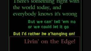 Aerosmith: Livin